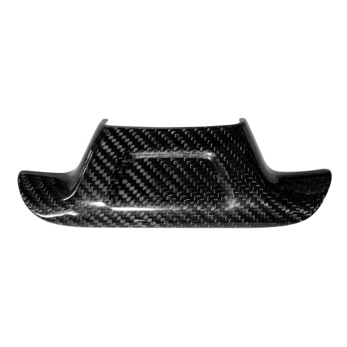 Carbon Fiber Steering Wheel Trim Decoration Cover  with/without Hole Replacement for Chevrolet Camaro 2016-2020