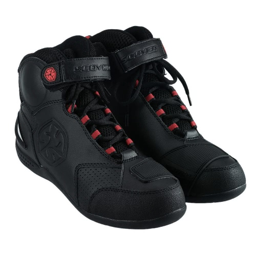 SCOYCO Motorcycle Boots Road Automobile Racing Boots Riding Hiking shoes