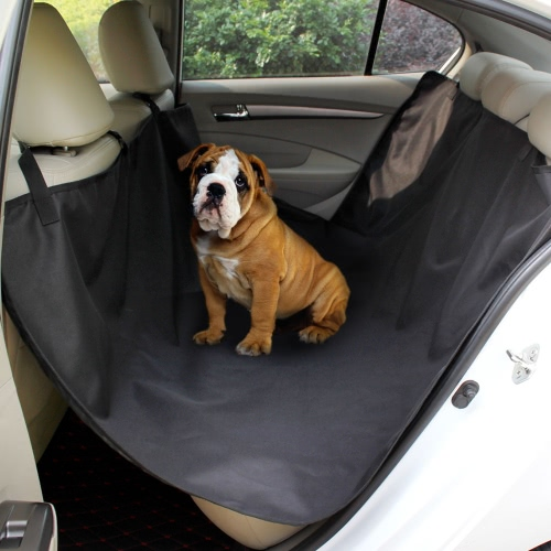 BB-CUTE Portable Waterproof Car Dog Seat Cover Cat Pet Cushion Mat Travel Hammock 145cm * 145cm