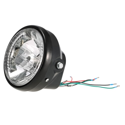 "7"" Motorcycle Headlight Round"