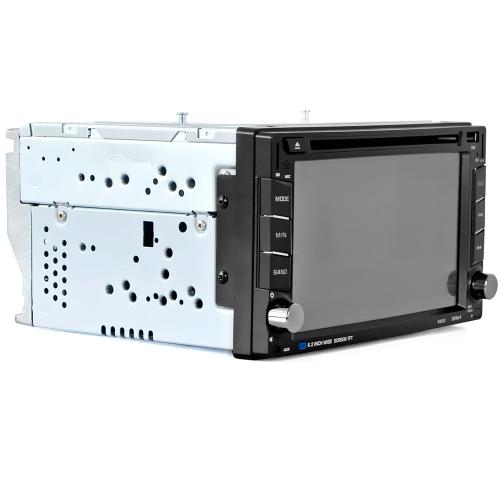 Radio stereo multimediale in dash MP5 Audio Vedio telecomando con navigazione GPS