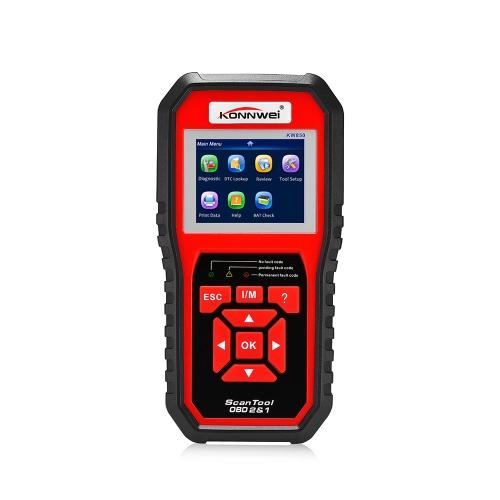 Универсальный автомобильный код Sanner Diagonostic Tool Auto Code-reader