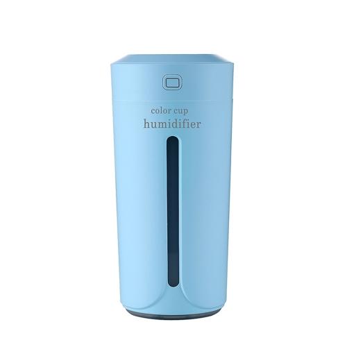 Portable Timing Mini Air Humidifier USB Ultrasonic Home Office Car Humidifier