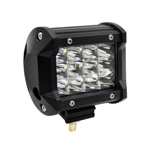 4inch 36W LED Light Bar Work Light Spot Beam Driving Fog Light Road Lighting for Jeep Car Truck SUV Boat Marine