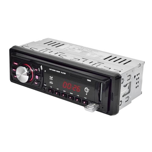 1 Din Car Radio Player Auto Audio MP3 FM Radio with Remote Control