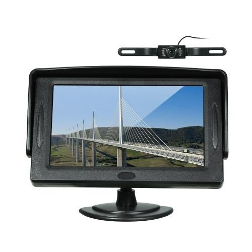 4.3-дюймовый TFT-дисплей с цветным дисплеем