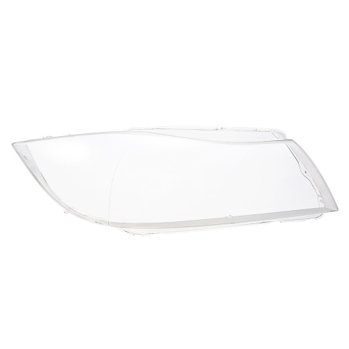Cubierta de lente transparente para faro Faro delantero Carcasa de plástico para BMW E90 / E91 2005-08 (1 par)
