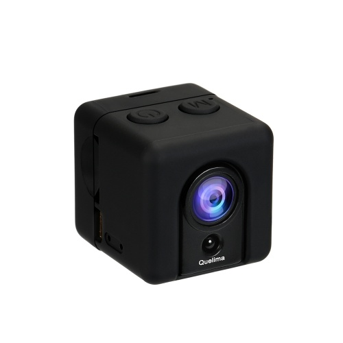 Quelima SQ20 Mini Camera Car DVR Hidden Camera Portable Mini 1080P Full HD Car DVR Recorder DV Camera 155 Degree View Lens
