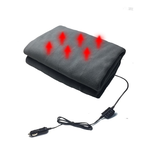 $26.23 OFF 12V Car Heated Blanket,free s