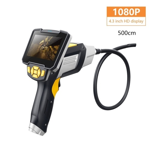 Industrial Endoscope with Screen Inspection Camera