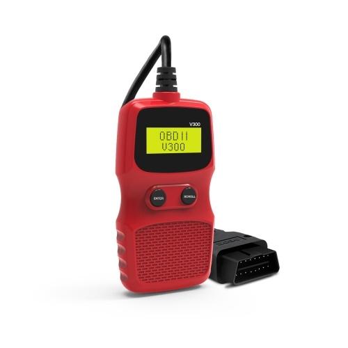 V300 Automobile Fault Diagnostic Instrument Automobile Engine Detector