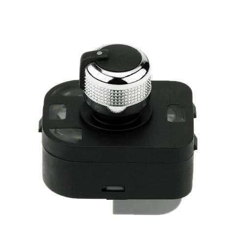 OEM Автомобиль зеркало заднего вида Переключатель управления Ручка регулировки 4F0959565 для Audi A4 A6 A8 Q7 R8