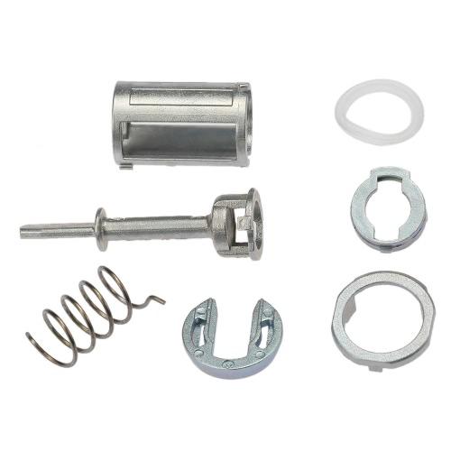 Door Lock Cylinder Repair Kit Front Left Right Replacement Parts for PASSAT LUPO AROSA LEON TOLEDO