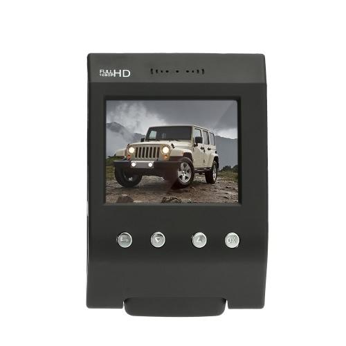 Recorder Veículo Kkmoon Car DVR Camcorder com gravação G-Sensor de Movimento Detecção de loop
