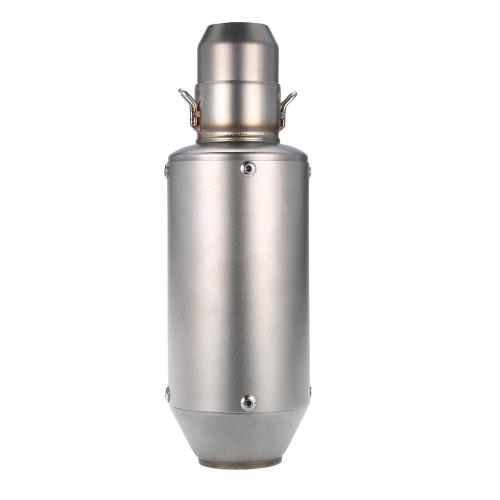 51 mm esmerilado Colocar superficie del tubo de escape del silenciador para motocicletas ATV universal