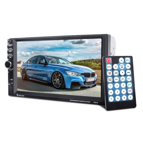 7021G 7-дюймовый 2-дюймовый автомобильный видеоплеер MP5-плеер