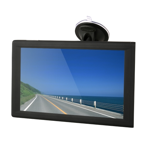 KKmoon 9 pulgadas Tablet GPS Navegación Android Sistema Inteligente 16GB Portátil Coche Reproductor de Audio Estéreo Entretenimiento Multimedia Wi-Fi BT FM USB / SD Mapa Gratis