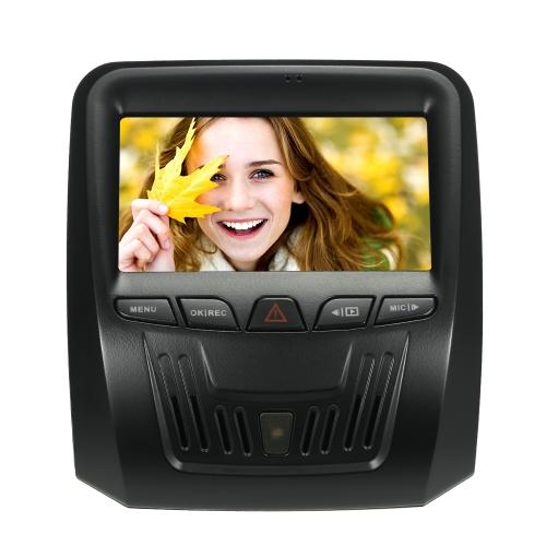 داش كاميرا 1296 وعاء سيارة دفر كاميرا لفتة الاعتراف / فكوس / لدوس / رصد وقوف السيارات / كشف الحركة