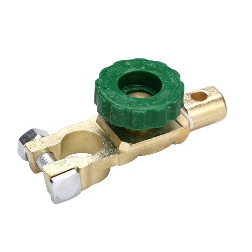 Auto Motorfahrzeug Akku Lecksicherungsschalter Batterie Isolator Terminal Link Rotary Cut-off-Schalter Teile von Autos