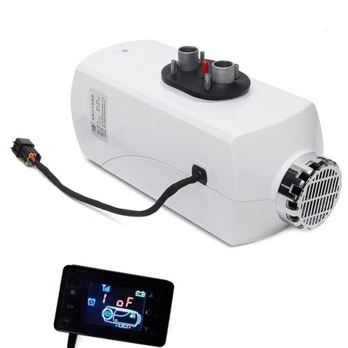 Calentadores de automóviles de invierno Calentador de estacionamiento de calentador de aire de 5KW 12 V Aire acondicionado
