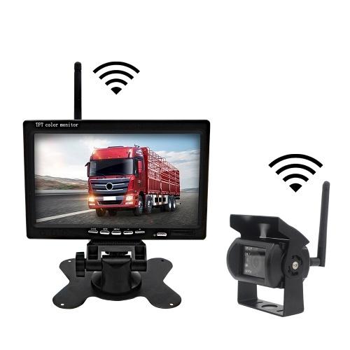 WIFI Цифровая беспроводная резервная камера