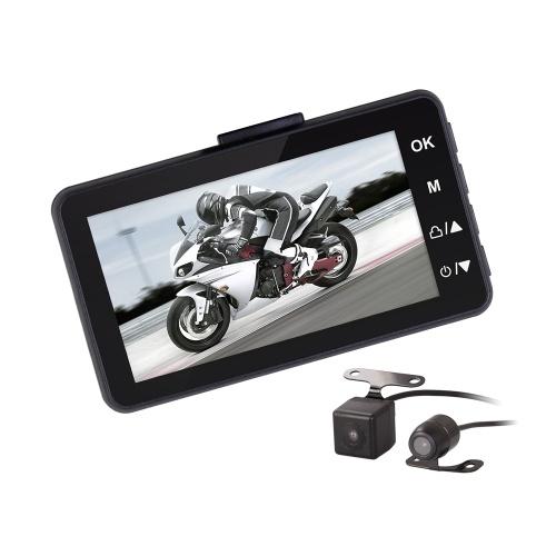 Enregistreur de conduite DVR moto ThiEYE 1080p