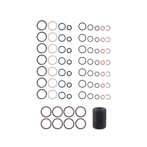 Замена уплотнительных колец и комплектов уплотнений форсунки масляного распределителя для Ford 6.0L