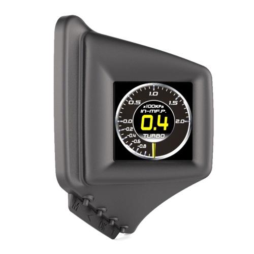 Head-Up-Display a bordo Diagnóstico a bordo Sistema de posicionamiento global Tabla de códigos de computadora de conducción Atado a un pilar Modificación Velocímetro Sistema dual