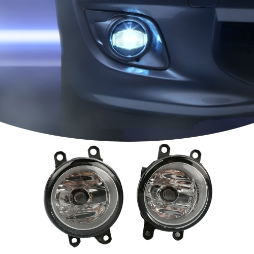 1 пара противотуманных фар Замена лампы для Toyota Camry Corolla Tacoma Yaris слева и справа