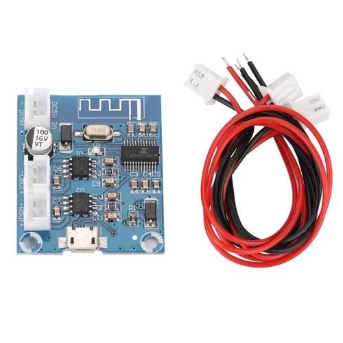 ミニBTアンプボードモジュールハイパワーデュアルチャンネル出力4.2オーディオステレオスピーカーデジタルオーディオアンプボード
