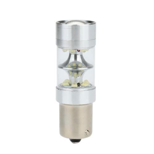 1156 18 SMD Car White LED Bulb Rear Brake Backup Turn Signal Light