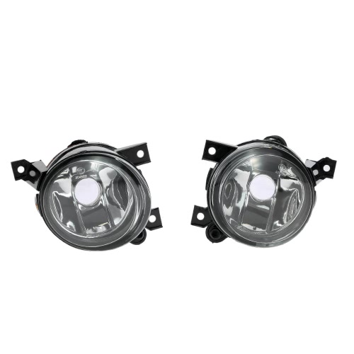 1 Pair Left & Right Front Fog Light without Bulbs Replacement Kit for VW Touran 2006-2011