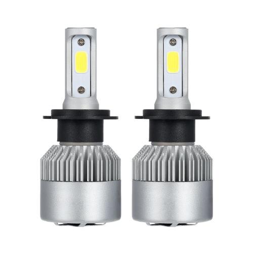 Corredo del faro dell'automobile della lampada 2Pcs H7 30W LED