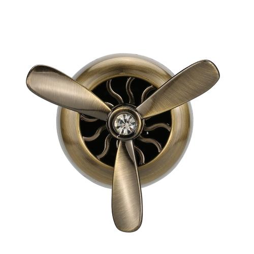 Air Force 3 Creative voiture Outlet Vent Clip parfum rafraîchisseur Parfum parfum Sweet Smell Aromatic Cologne Bouquet