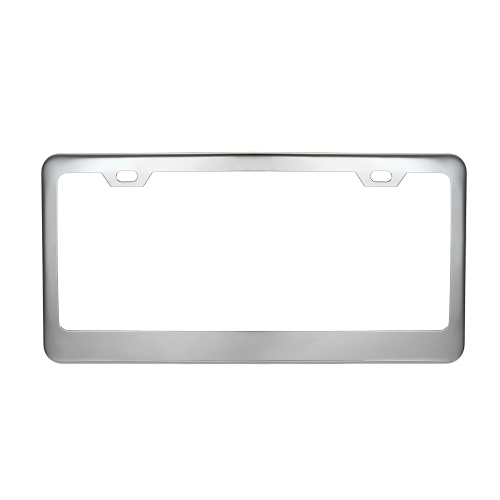 1pc License Plate Frame  for US Canada Standard Size Car License Plate