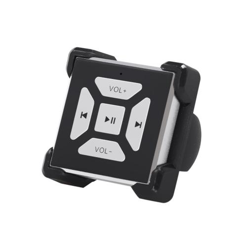 Portable BT Button Multimédia Télécommande sans fil Télécommande Cell Phone