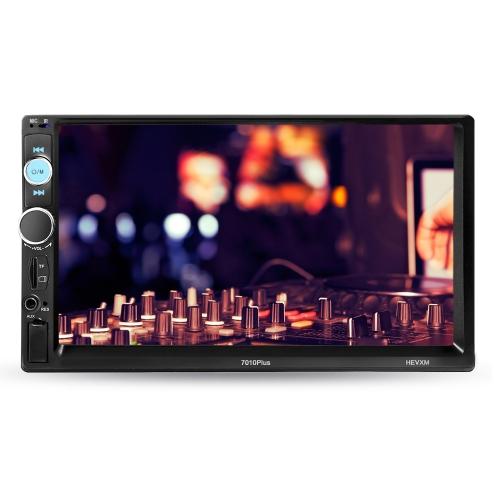 Universel 7 pouces Écran Tactile Sans Fil Auto Lecteur MP5 Radio Stéréo Media Player 7010PLUS