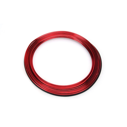 5M flexible trim moulding strip decorative line car interior exterior   multicolor