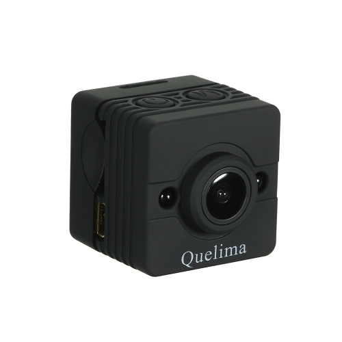 Quelima SQ12 Mini Camera Ночное видение Dash Cam 155 градусов FHD 1080P DVR