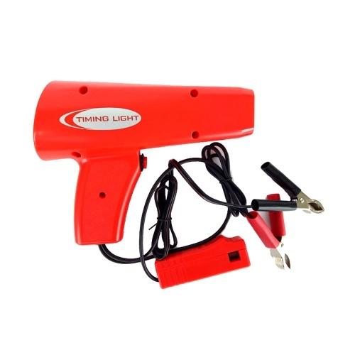 Professional Inductive Ignition Timing Light Ignite Timing Machine Timing Light Car Motorcycle Ship Repair Engine Automobile Detection
