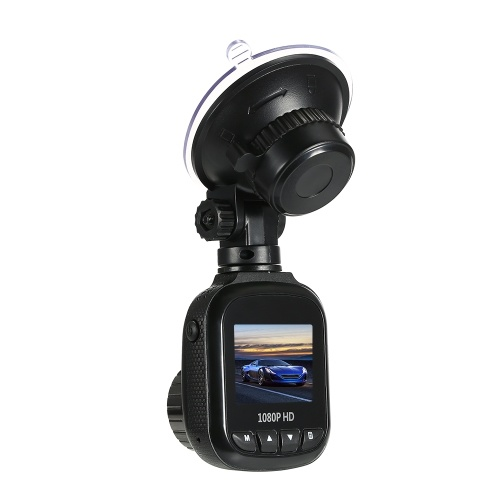 KKmoon 1.5 Inch 1080P HD Mini Car DVR 170 Degree Wide Angle with IR Night Vision