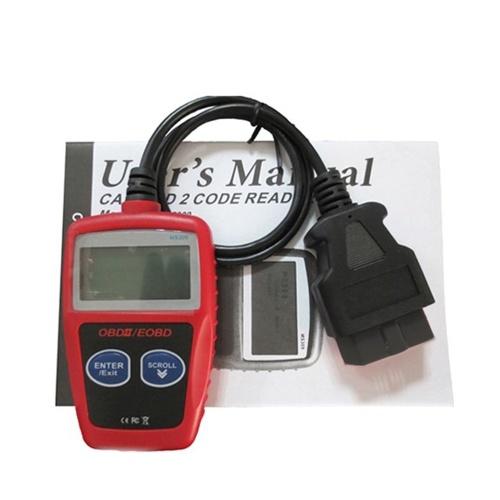 Lector de código de escáner OBDII OBD Escáner de diagnóstico de coche Lector de código de falla del motor