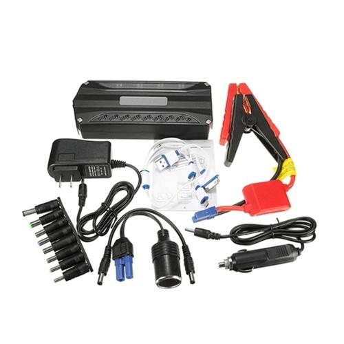 68800mAH 12 V USB Carro Saltar de Arranque Power Booster Charger Household Cars Mantenedor Portátil Kit
