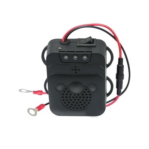Repelente de ratas montado en un vehículo ultrasónico que protege el circuito del automóvil La trampa para ratones se detiene y se inicia automáticamente Repelente de ratas Repelente de ratones
