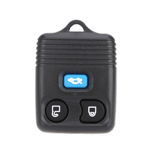 3 Buttons Remote Key Replacement 433MHz Replacement for Ford Transit MK6 2000-2006 Connect 2000-2007