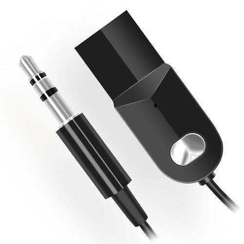 Приемник BT 5,0 AUX BT беспроводной аудио адаптер USB автомобильный приемник BT громкой связи BT автомобильные комплекты музыкальный беспроводной приемник