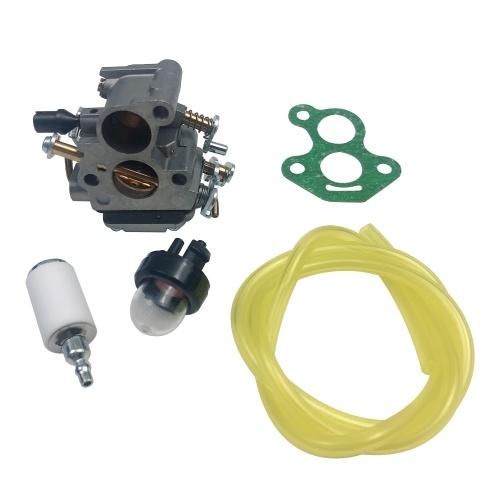 Carburador de motosierra, filtro de aire de carburador para motosierra Husqvarna 235 235E 236 240 240E 574719402 545072601 Kit de carburador