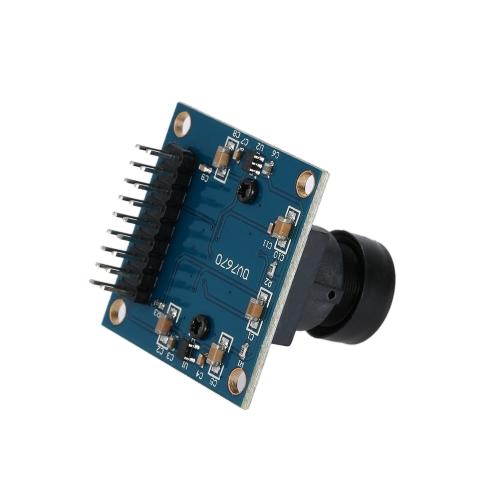KKmoon VGA OV7670 CMOS Camera Module Lens CMOS 640*480 SCCB W/I2C for  Arduino