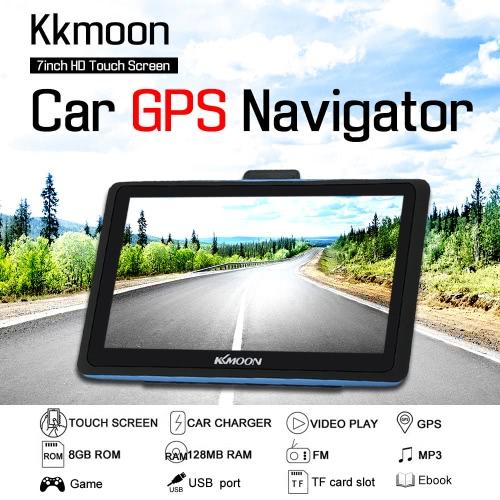 KKmoon  7inch HD GPS Navigator