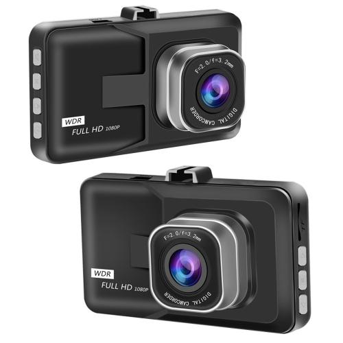 480P عالية الدقة تعريف الفيديو سيارة مركبة 90 درجة زاوية واسعة كاميرا دفر